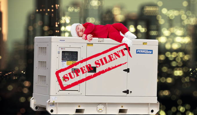 Powerlink Super Silent Generators